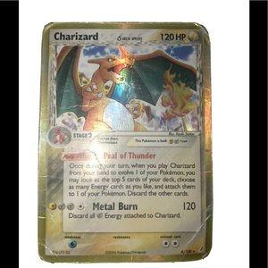 Charizard Pokémon card 2006